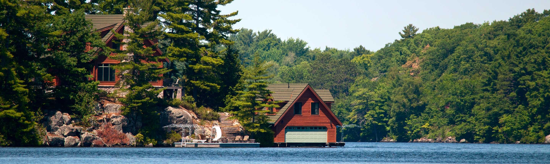 Lake Rosseau Cottages For Sale   Lake Rosseau Cottage Listings ...