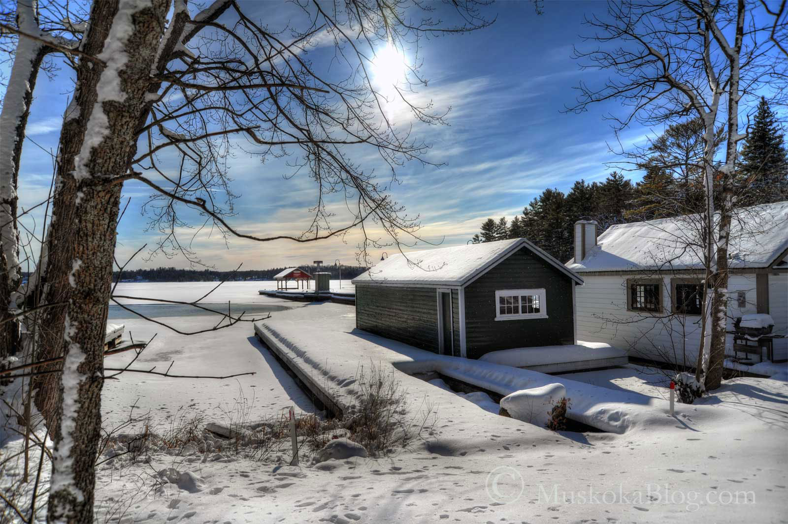 beaumaris, lake muskoka, muskoka lakes