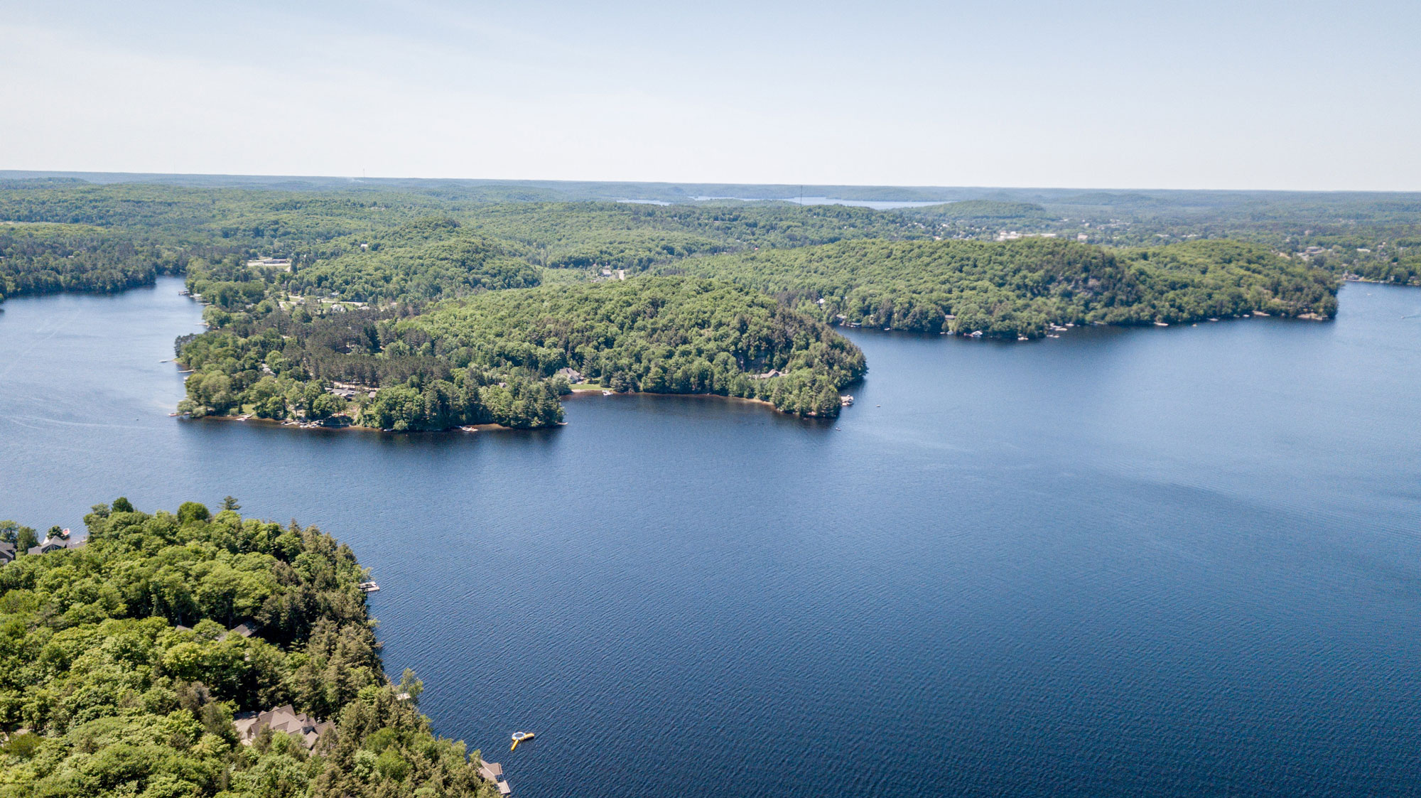 Fairy Lake, Lakes in Muskoka, Waterfront for Sale, Cottage on the Lake, Huntsville Lakes