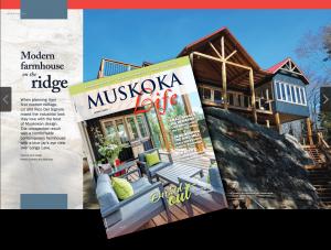 Muskoka Life Magazine
